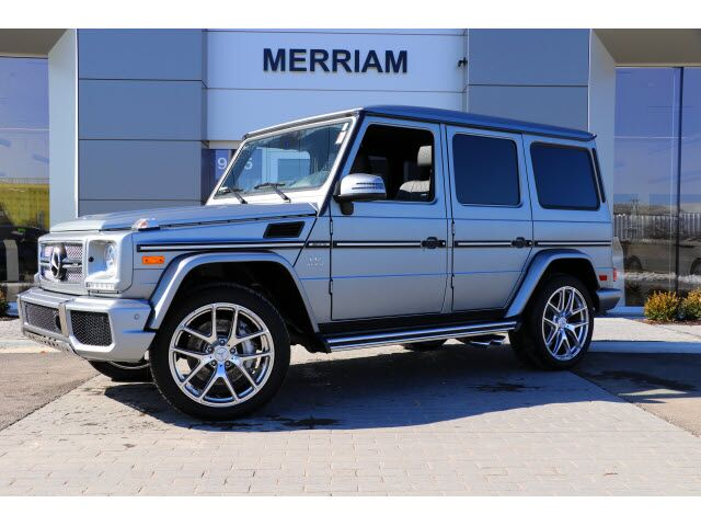 2017 Mercedes-Benz G AMG® 65 SUV Merriam KS