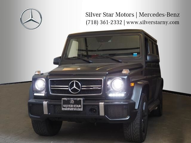 2017 Mercedes-Benz G-Class AMG® 63 SUV Long Island City NY