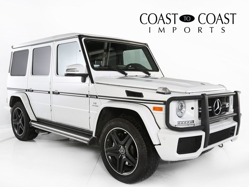 2017 Mercedes-Benz G-Class G 63 AMG® Indianapolis IN