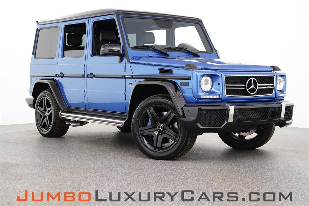 2017 Mercedes-Benz G-Class G 63 AMG® Hollywood FL