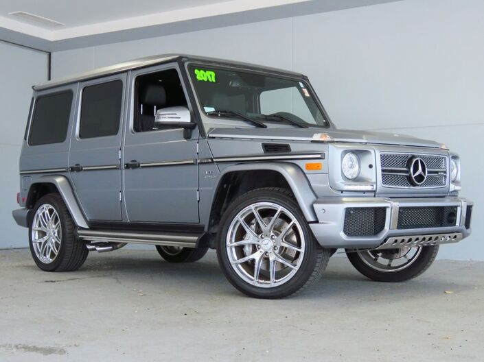 2017 Mercedes-Benz G-Class G 65 AMG Merriam KS