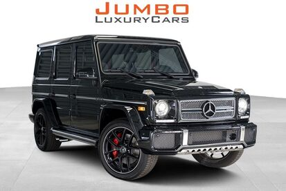 2017_Mercedes-Benz_G-Class_G 65 AMG®_ Hollywood FL