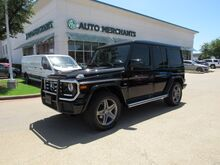 2017_Mercedes-Benz_G-Class_G550 4MATIC ADAPTIVE CRUISE CONTROL, BLIND SPOT MONITOR,HTD STEERING, HTD/CLD STS, NAVIGATION_ Plano TX