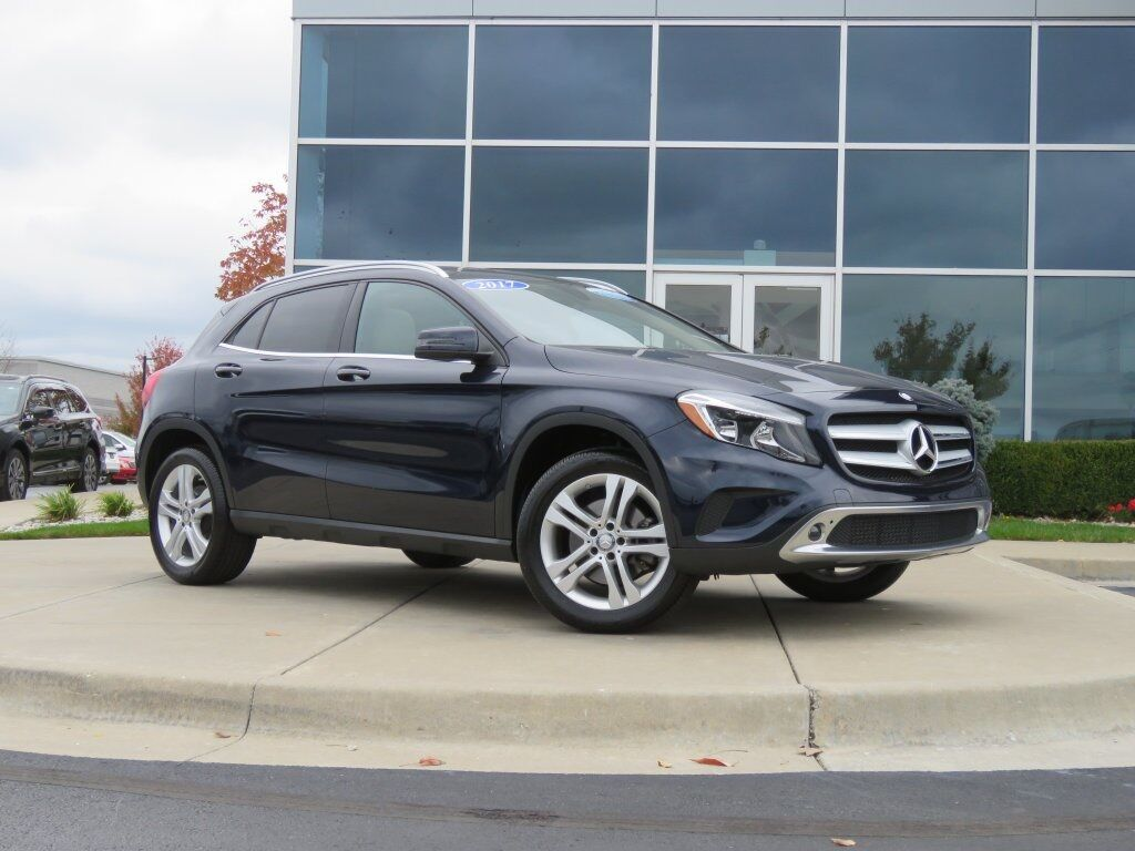 2017 Mercedes-Benz GLA 250 4MATIC® SUV Kansas City MO