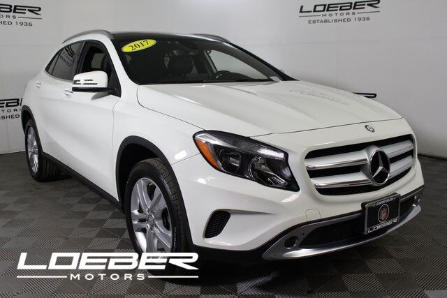 2017 Mercedes-Benz GLA 250 4MATIC® SUV Chicago IL