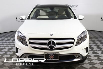 2017 Mercedes-Benz GLA 250 4MATIC® SUV