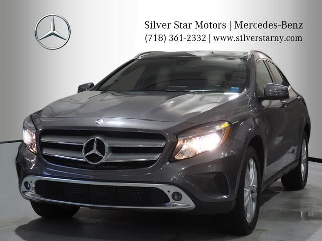 2017 Mercedes-Benz GLA 250 4MATIC® SUV Long Island City NY