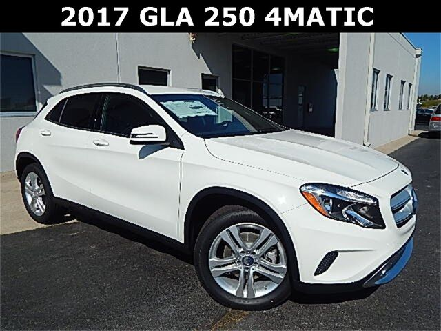 2017 mercedes benz gla 250 4matic suv marion il 17194017. Black Bedroom Furniture Sets. Home Design Ideas