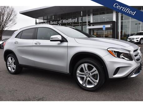 2017_Mercedes-Benz_GLA_250 4MATIC® SUV_ Medford OR