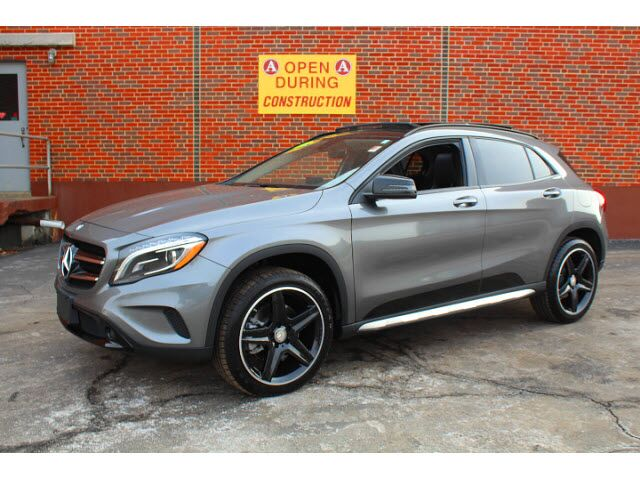 2017 Mercedes-Benz GLA 250 4MATIC® SUV Merriam KS