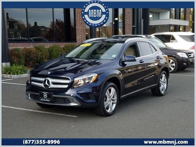 2017 Mercedes-Benz GLA 250 4MATIC® SUV Morristown NJ