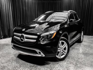 2017_Mercedes-Benz_GLA_250 4MATIC® SUV_ Peoria AZ