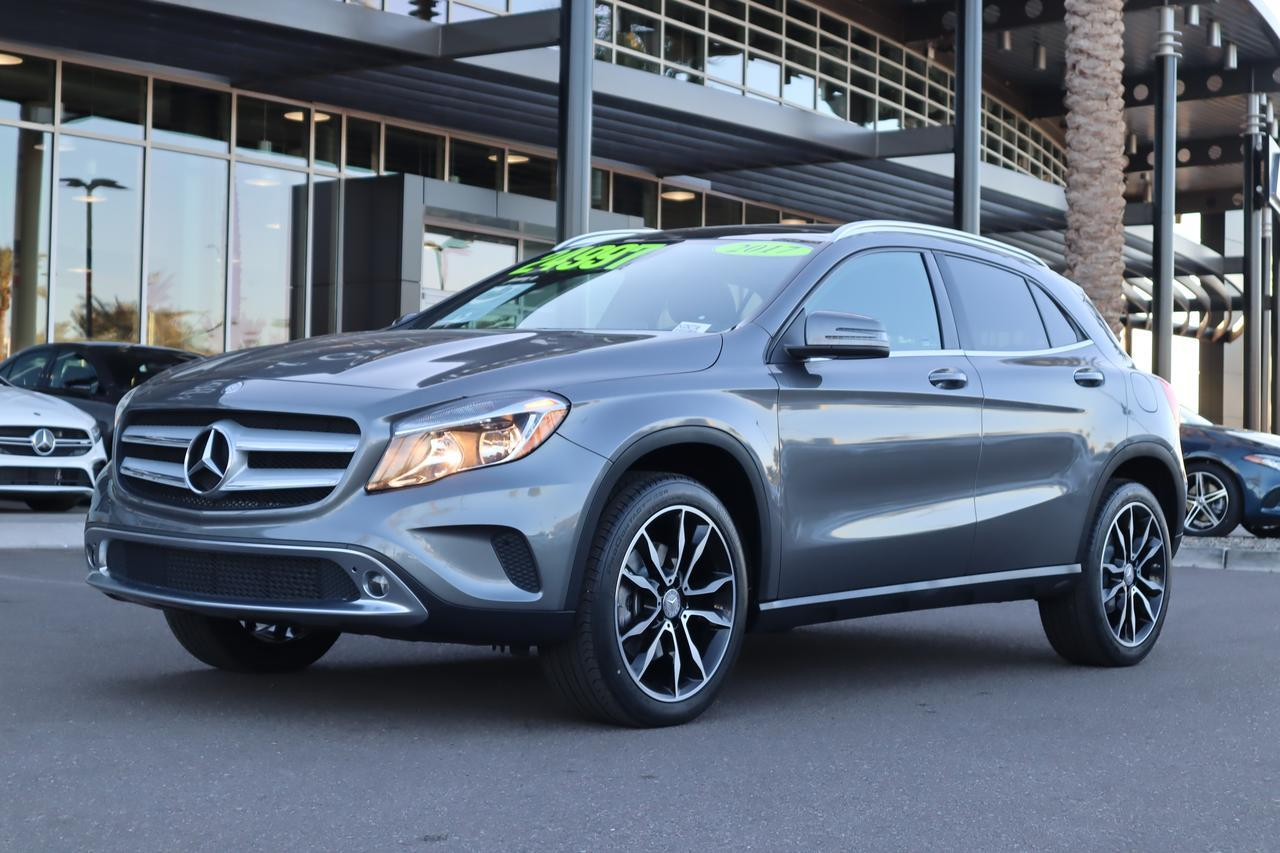 2017 Mercedes-Benz GLA 250 4MATIC® SUV Gilbert AZ