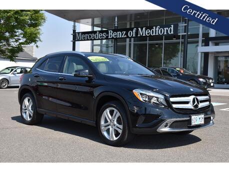 2017_Mercedes-Benz_GLA_250 4MATIC® SUV_ Medford OR
