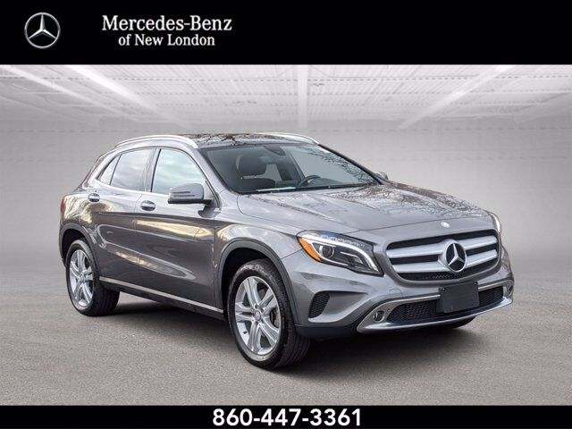 2017 Mercedes-Benz GLA 250 4MATIC® SUV New London CT