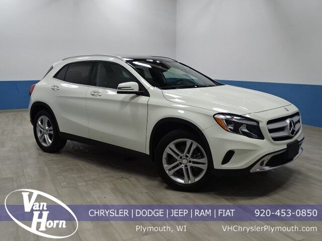 2017 Mercedes-Benz GLA 250 Plymouth WI
