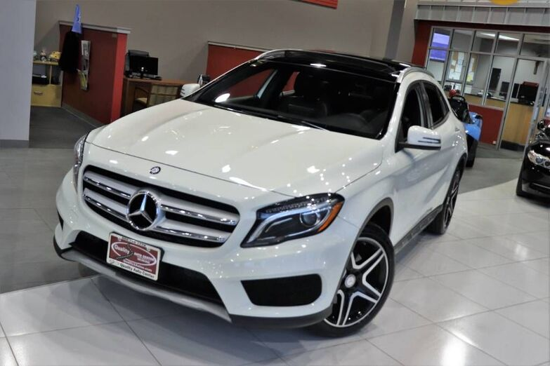 2017 Mercedes-Benz GLA 250 Premium Sport Package Panoramic Roof Bi Xenon Head lamps Navigation 1 Owner Backup Camera Springfield NJ