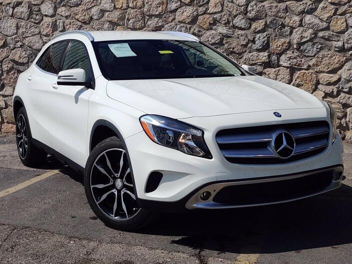 2017 Mercedes-Benz GLA 250 SUV El Paso TX
