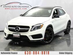 2017_Mercedes-Benz_GLA_AMG GLA 45 / Push Start Button / Navigation / Bluetooth / Rear V_ Addison IL