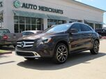 2017 Mercedes-Benz GLA-Class GLA250 LEATHER, NAVIGATION, HTD STS, POWER LIFTGATE, BLUETOOTH, UNDER FACTORY WARRANTY