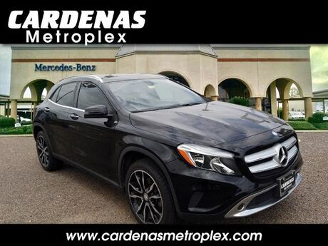 2017 Mercedes-Benz GLA GLA 250 McAllen TX