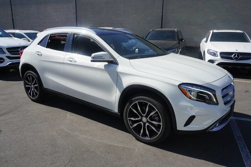 2017 Mercedes-Benz GLA GLA 250 (06/16) PANORAMA ROOF Monterey Park CA