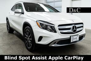 2017_Mercedes-Benz_GLA_GLA 250 4MATIC Blind Spot Assist Apple CarPlay_ Portland OR