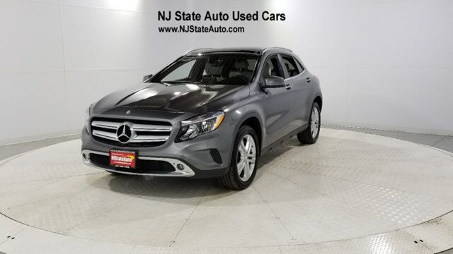 2017 Mercedes-Benz GLA GLA 250 4MATIC SUV Jersey City NJ