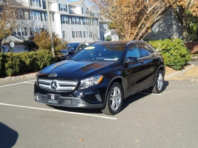 2017 Mercedes-Benz GLA GLA 250 4MATIC® SUV Morristown NJ