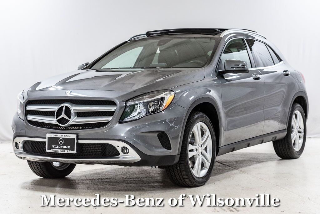 2017 Mercedes-Benz GLA GLA 250 4MATIC® SUV