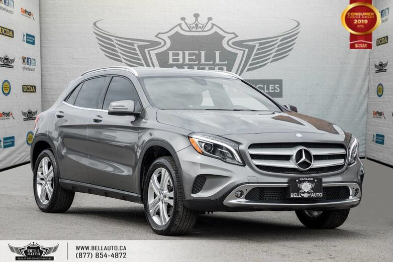2017 Mercedes-Benz GLA GLA 250, AWD, NO ACCIDENT, NAVI, BACK-UP CAM, SENSORS Toronto ON