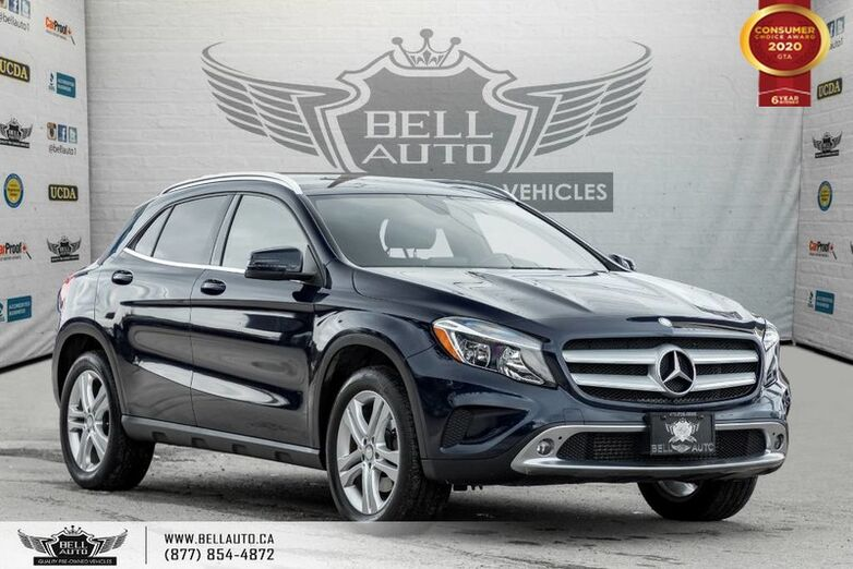 2017 Mercedes-Benz GLA GLA 250, NO ACCIDENT, AWD, NAVI, REAR CAM, SENSORS Toronto ON