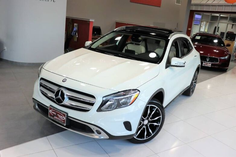 2017 Mercedes-Benz GLA GLA 250 Panorama Premium Convenience Multimedia Package Navigation 19 inch Wheels 1 Owner Springfield NJ