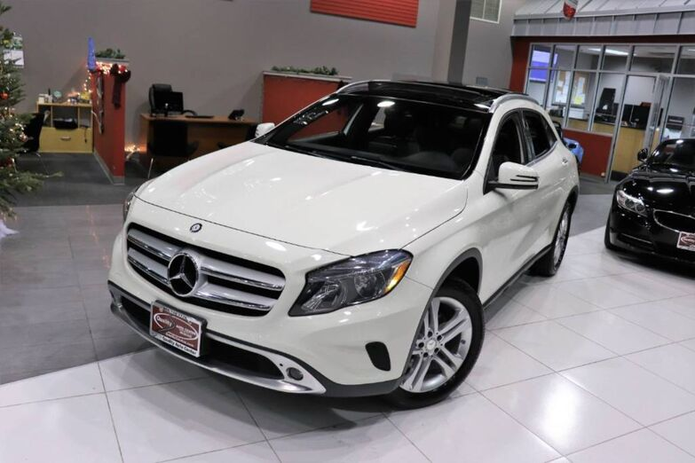 2017 Mercedes-Benz GLA GLA 250 Panorama Premium Package Backup Camera 1 Owner Springfield NJ