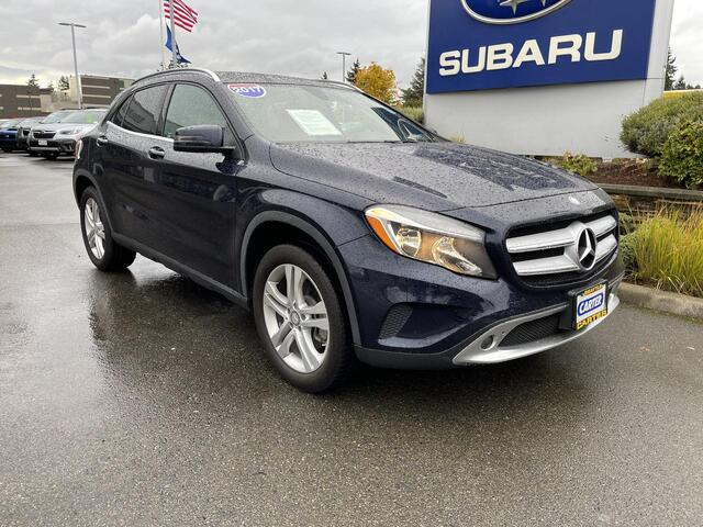 2017 Mercedes-Benz GLA GLA 250 Seattle WA