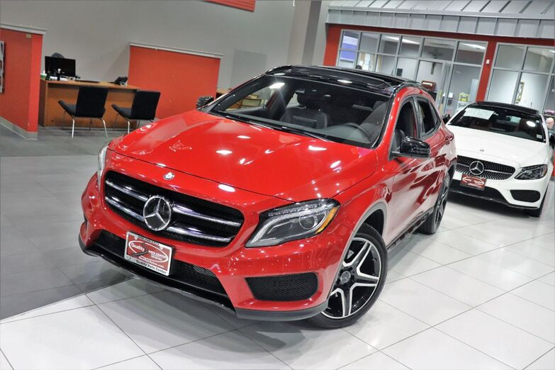 2017 Mercedes-Benz GLA GLA 250 Sports Package Driver Assist Navigation Panorama Premium 1 Owner Springfield NJ