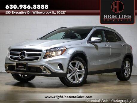 2017_Mercedes-Benz_GLA_GLA 250_ Willowbrook IL