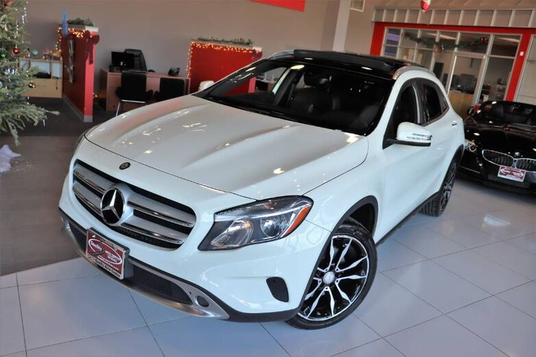 2017 Mercedes-Benz GLA Panorama Roof Premium Package Smartphone 19 inchs Wheels 1 Owner Backup Camera 250 Springfield NJ