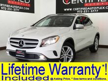 2017_Mercedes-Benz_GLA250 4MATIC_BLIND SPOT ASSIST APPLE CARPLAY ANDROID AUTO PANORAMA LEATHER HEATED SEATS_ Carrollton TX