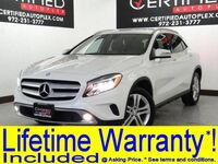 Mercedes-Benz GLA250 4MATIC BLIND SPOT ASSIST NAVIGATION APPLE CARPLAY ANDROID AUTO LEATHER 2017