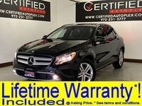 Mercedes-Benz GLA250 4MATIC NAVIGATION BLIND SPOT ASSIST ACTIVE BRAKE ASSIST ATTENTION ASSIST HE 2017