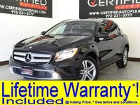 Mercedes-Benz GLA250 BLIND SPOT ASSIST ATTENTION ASSIST ACTIVE BRAKE ASSIST NAVIGATION 2017