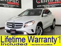 Mercedes-Benz GLA250 PANORAMA LEATHER SEATS KEYLESS GO KEYLESS ENTRY POWER LIFTGATE POWER LOCKS 2017