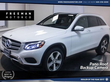 2017_Mercedes-Benz_GLC 300_4MATIC Back-Up Cam Nav Keyless Go_ Portland OR
