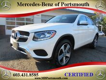 2017_Mercedes-Benz_GLC_300 4MATIC® Coupe_ Greenland NH
