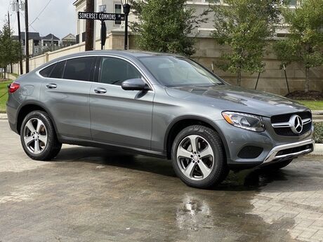 2017 Mercedes-Benz GLC 300 4MATIC® Coupe Houston TX
