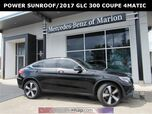 2017 Mercedes-Benz GLC 300 4MATIC® Coupe