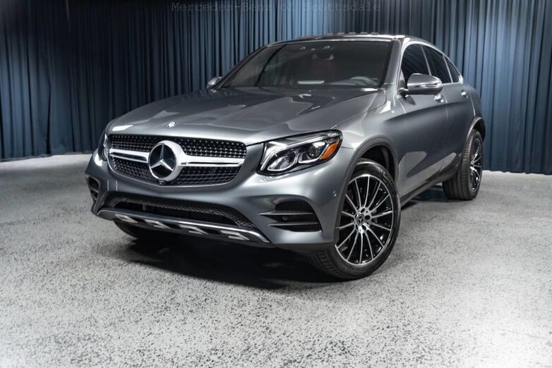 2017 Mercedes-Benz GLC 300 4MATIC® Coupe Scottsdale AZ