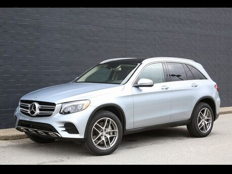 2017_Mercedes-Benz_GLC_300 4MATIC® SUV_ Indianapolis IN