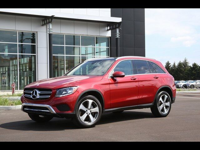 2017 Mercedes-Benz GLC 300 4MATIC® SUV Indianapolis IN